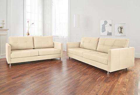 ALTE GERBEREI Dvivietė sofa sofa »Vincent« su Steppu...