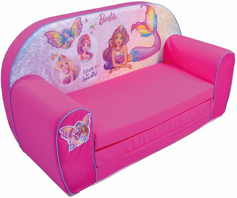 KNORR TOYS Vaikiška sofa »Barbie Dreamtopia«