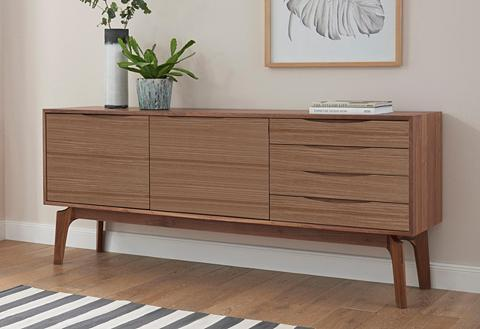 Pailga indauja »Edge« walnut plotis 19...