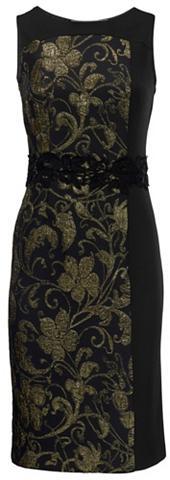 Suknelė su Jacquard-Dessin