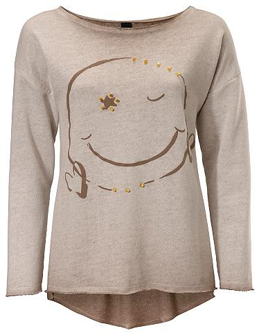 Sportinio stiliaus megztinis su Nieten...