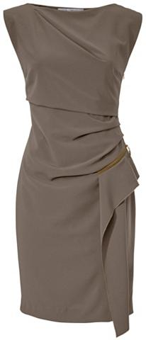 Suknelė su su klostėmis