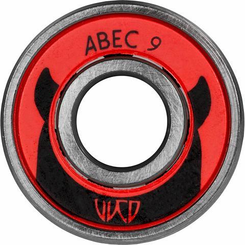 WICKED Kugellager 8er / 16er Pack »ABEC 9 Fre...