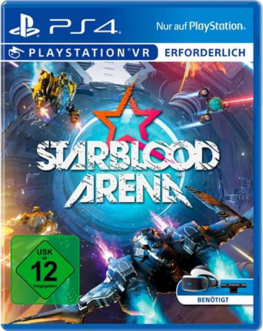 Star Blood Arena VR Play Stovas/stotel...