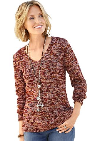 Megztinis iš minkštas Melangegarn