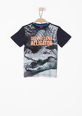 Marškinėliai su Foto-Print f