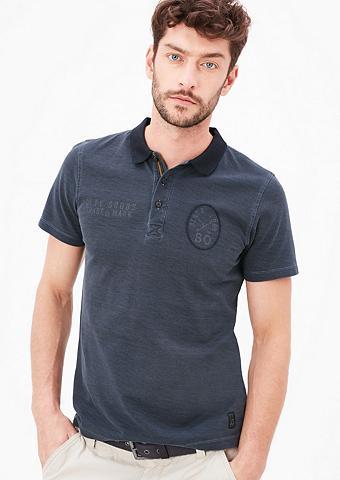 Polo marškinėliai iš Baumwollpiqué