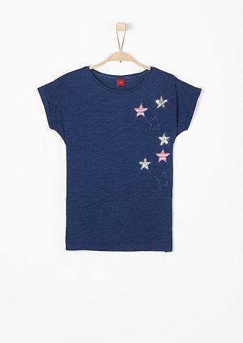 Marškinėliai su priedai f