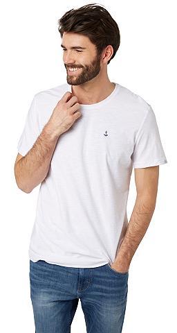 Marškinėliai »T-Shirt su raštas ir Sti...