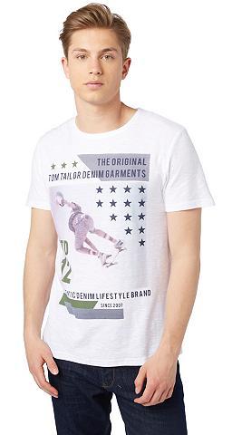 Marškinėliai »T-Shirt su Foto-Print«