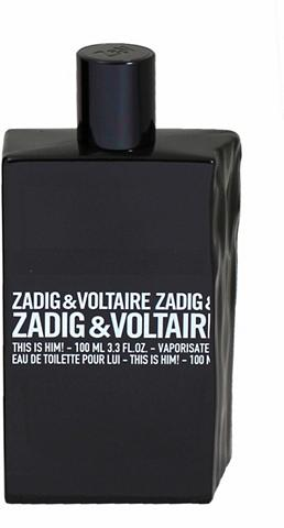 Zadig & Voltaire »This is Him!« Eau de...