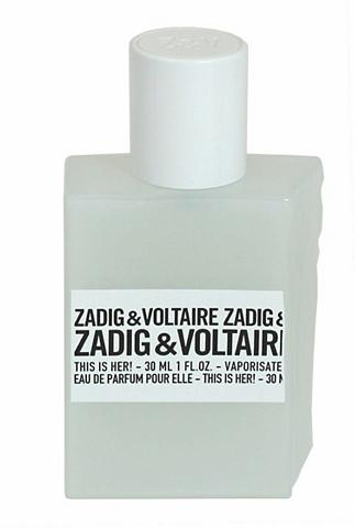 ZADIG & VOLTAIRE ZADIG & VOLTAIRE Eau de Parfum »This i...