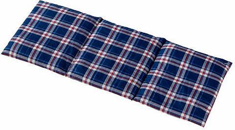 Šildanti pagalvėlė »Karo« blau 50x20cm...