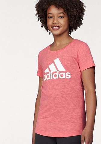 Marškinėliai »YOUNG GIRL ID TEE«