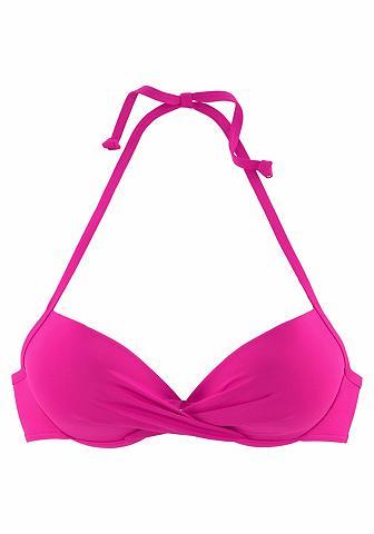 S.OLIVER BEACHWEAR S.Oliver Paplūdimio Push-Up-Bikini-Top...