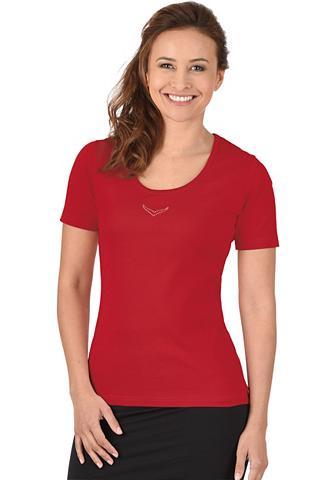 Marškinėliai su Swarovski