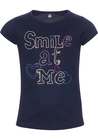 Marškinėliai Smile