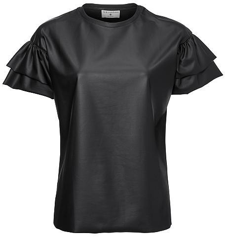 Marškinėliai dirbtinė oda