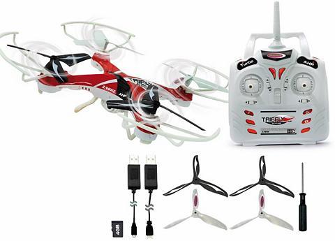 Jamara RC-Quadrocopter »Triefly Altitude HD A...