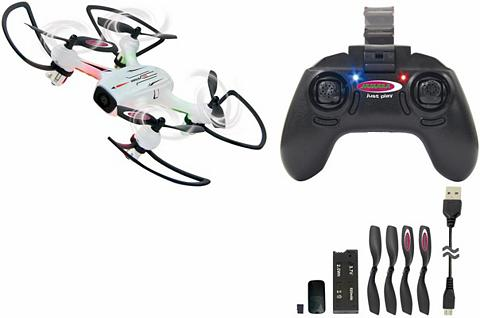 Jamara RC-Quadrocopter »Angle 120 Altitude HD...