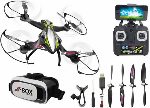 Jamara RC-Quadrocopter »F1X VR Altitude WiFi ...