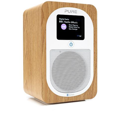 PURE DAB+ UKW- radijo imtuvas su BLUETOOTH®...