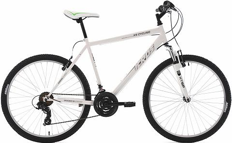 KS CYCLING Kalnų dviratis Herren 26 Zoll weiß 21 ...