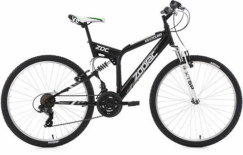 KS CYCLING Kalnų dviratis Herren 26 Zoll juoda sp...