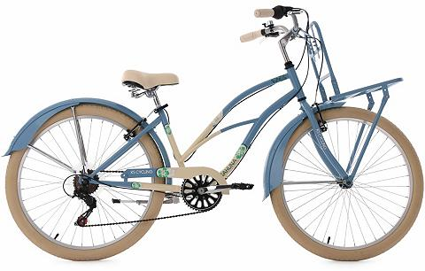 KS CYCLING Cruiser »Kahuna« 6 Gang Shimano Tourne...
