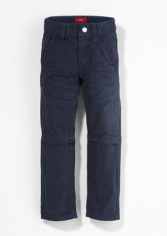 Pelle: kelnės su nuimamas klešnė f