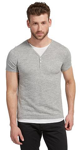 Megztinis »T-Shirt su Underlayer«
