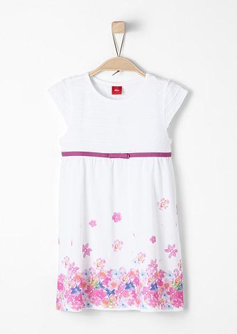 Lengvas suknelė iš trikotažas f