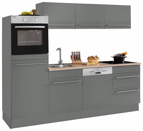 Virtuvinis komplektas su įmontuota bui...