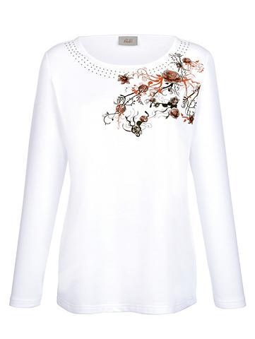 Sportinio stiliaus megztinis su gražus...