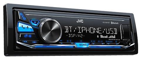 JVC 1-DIN Digital-Media-Receiver su BLUETO...