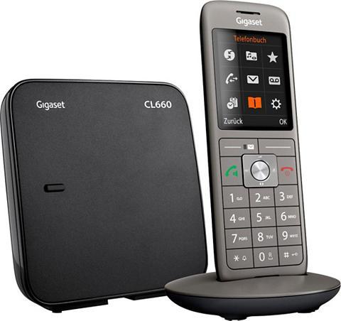 GIGASET CL660 DECT Telefonas