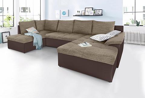 Sit&more sofa XL patogi su miegojimo f...