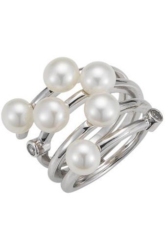ADRIANA Žiedas su perlais »La mia perla A97«
