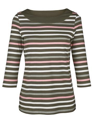 Dryžuoti marškinėliai in harmonischem ...