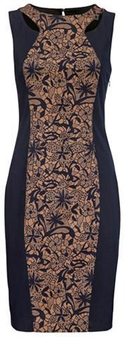 Figūrą formuojanti suknelė su Blumen-D...