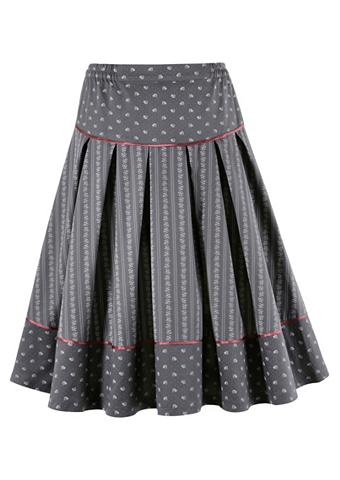 Tautinio stiliaus sijonas im tradition...