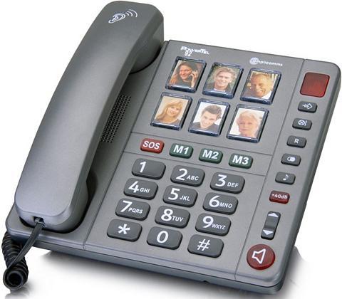Großtastentelefon »Power Tel 92«