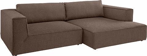 Kampinė sofa »BIG CUBE STYLE« su patog...