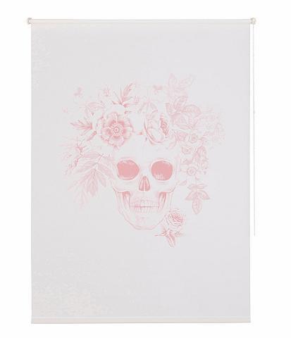 Ritininė užuolaida »Skull« Lichtschutz...