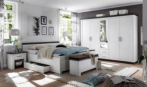 HOME AFFAIRE 4- teiliges miegamojo kambario komplek...
