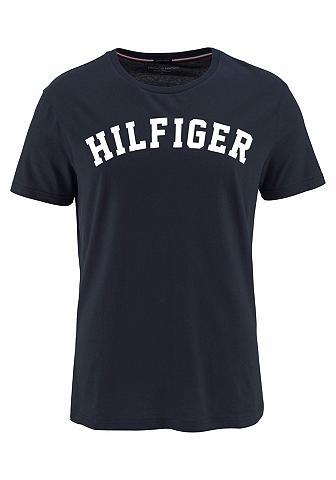 TOMMY HILFIGER Marškinėliai su apvalia iškirpte