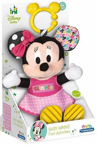 Clementoni ® Plüschfigur »Disney Baby Plüsch Minn...