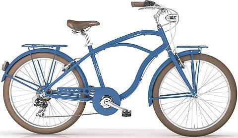 Cruiser-Bike Herren 26 Zoll 7 Gang Shi...