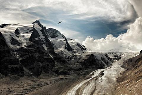 Canvasbild »Berge«