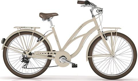 Cruiser-Bike Moterims 26 Zoll 7 Gang S...